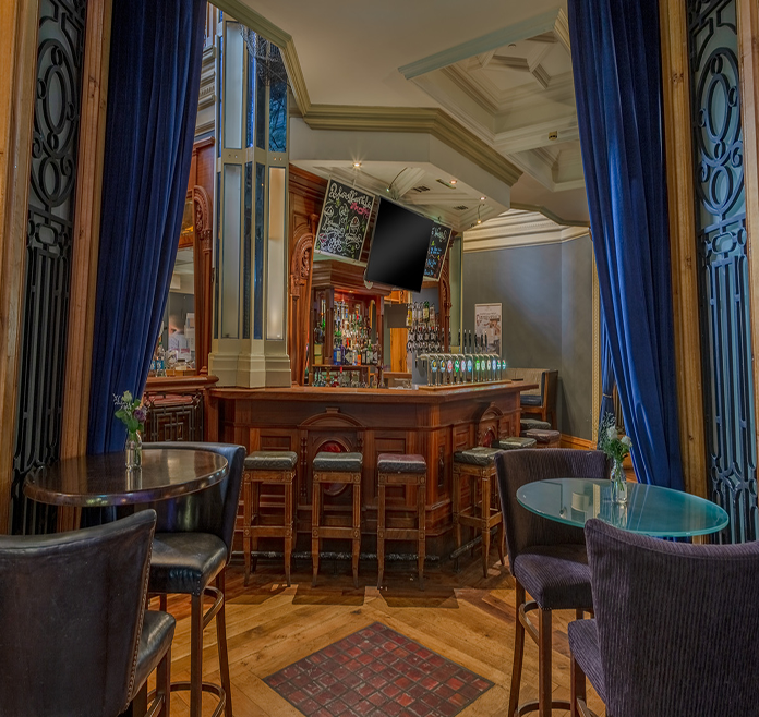 The 4-Star Prince Of Wales Hotel Athlone